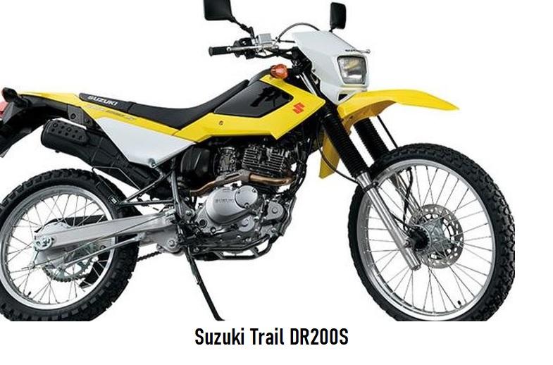 Suzuki Trail DR200S
