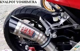Knalpot Yoshimura